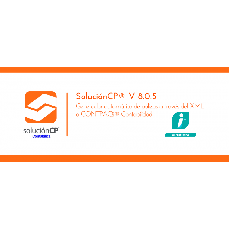 Solución CP Contabiliza 8.0.5