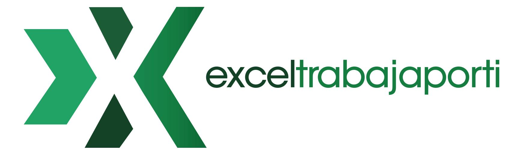 Excel trabaja por tí